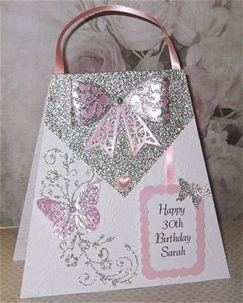 Handmade 18th Birthday Cards