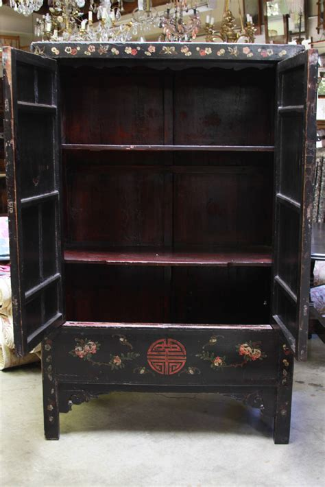 18th c chinese kitchen cabinet 18th century chinese butterfly cabinets at 1stdibs
