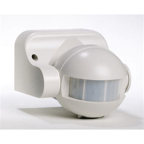 hpm light patrol security sensor light bunnings warehouse