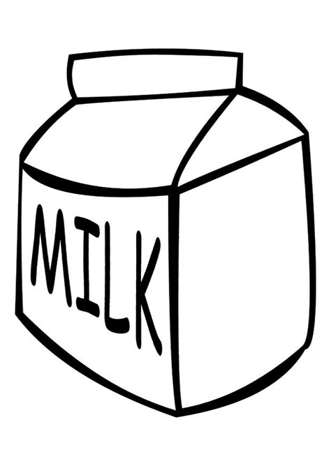 Dairy Products Coloring Pages Crafts And Worksheets For Dairy Products Coloring Pages