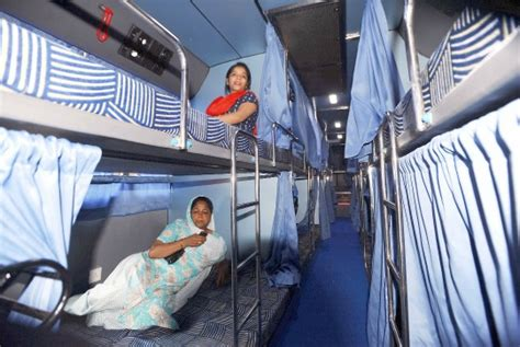 Sleeper Ac by Sleeper Ac Volvo Service From Maharashtra To Bangalore