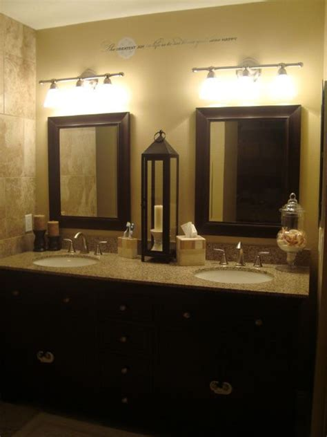 weekend bathroom remodel diy master bath months of my hubby s weekend hard work is