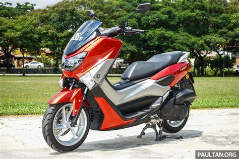 Yamaha Nmax review 2016 yamaha nmax scooter pcx150 killer image 518045