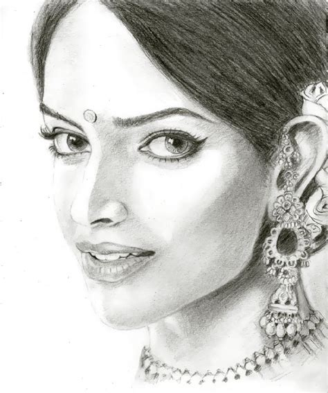 pencil sketches gallery free picture photography portrait gallery