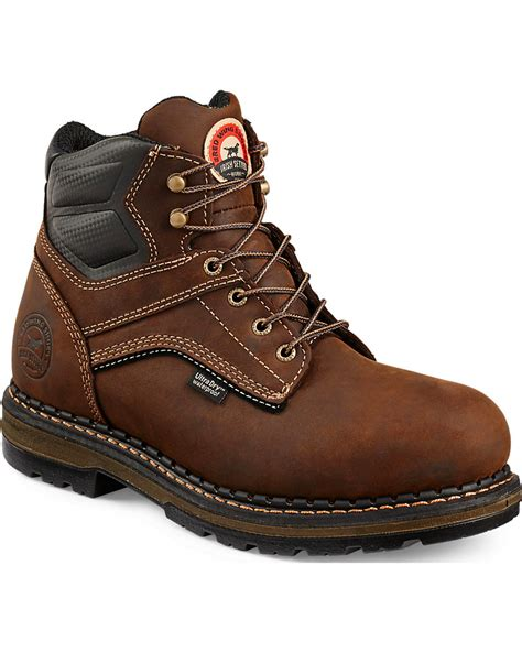 wing 4490 6 inch work boots wing setter s ramsey 6 quot work boots soft