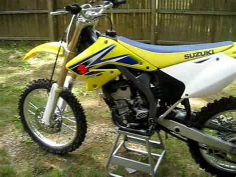 2006 Suzuki Rmz 250 Rmz 250 2006