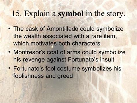 the cask of amontillado thesis statement free sle college cask of amontillado essay