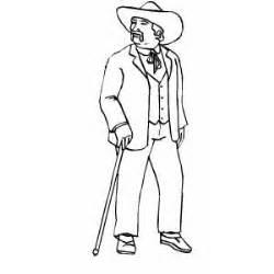 man cane coloring