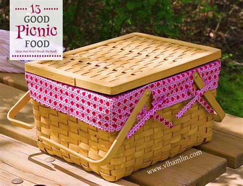 13 good picnic food ideas that won t break the bank food life design