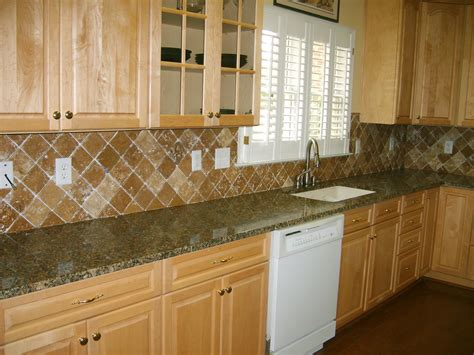 kitchen marble backsplash tumbled marble backsplash kitchen update