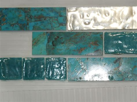 turquoise glass tile backsplash extraordinary colorful glass tile from artist susan jablon