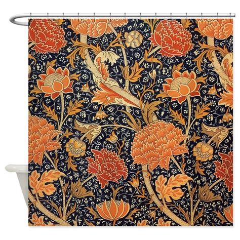 william morris curtains uk william morris shower curtain by iloveyou1