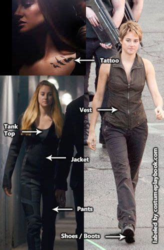 divergent wardrobe tris 199 best images about costume ideas halloween cosplay