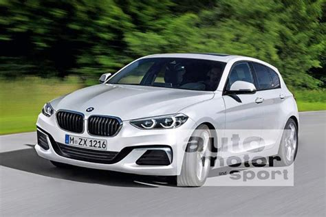 New 2018 Bmw 1 Series by The Next Generation 2018 Bmw 1 Series Hatch Gets Rendered