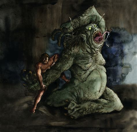 it monster beowulf monsters