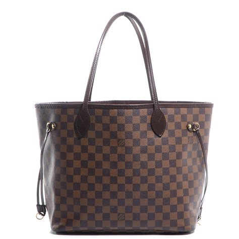 Neverfull Damiere louis vuitton damier ebene neverfull mm 76659
