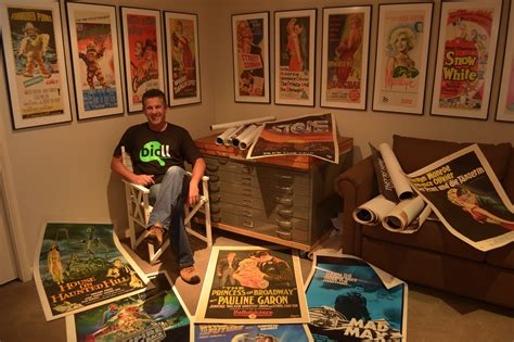 the memorabilia collection of a lifetime books glenhaven poster collector finds a way to his