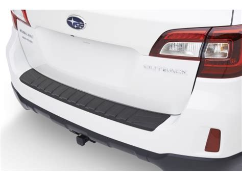 Subaru Rear Bumper Cover by Subaru Outback Rear Bumper Cover Part No E771sal001