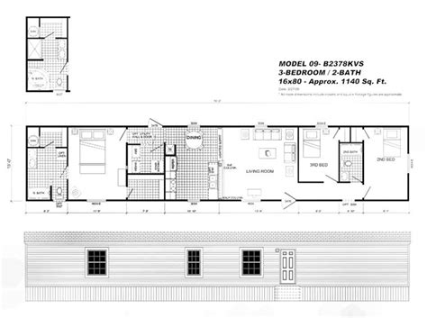 oakwood mobile home floor plans estate buildings