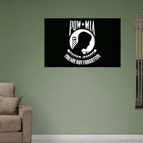 pow wall stickers pow awareness logo wall decal shop fathead 174 for pow