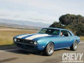 1968 Chevrolet Camaro Z28 All Chevy Cars And Trucks News Reviews Chevy