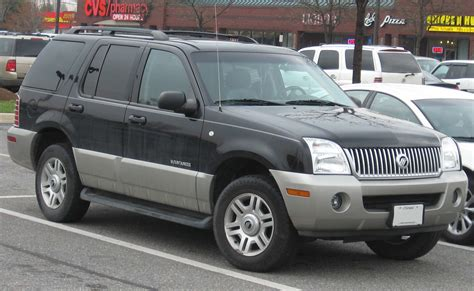 how it works cars 2005 mercury mountaineer navigation system file 2002 2005 mercury mountaineer jpg wikimedia commons