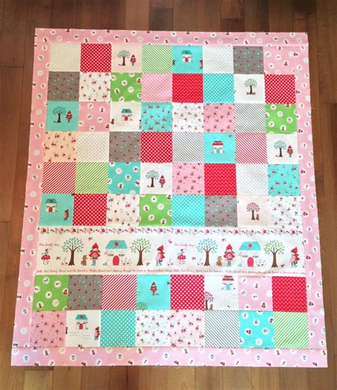 tutorial quilting general little red riding hood quilt tutorial sewing general