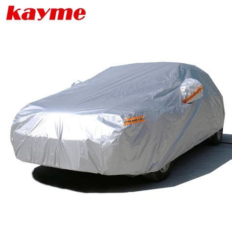 Protection Cover For Car Suv Size S Use Indoor kayme waterproof car covers outdoor sun protection cover