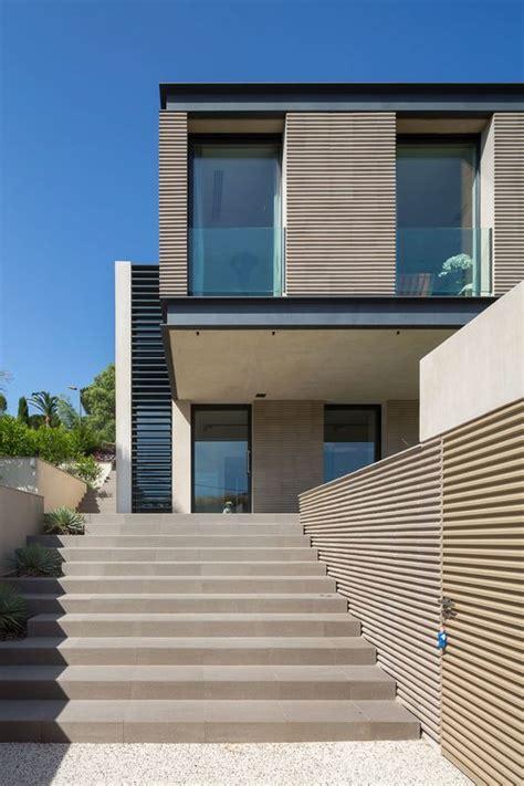 Escalier Maison Contemporaine by Maison H3 Villa Contemporaine Par Vincent Coste St