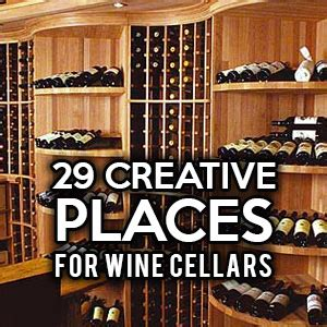 Simple Kitchen Backsplash Ideas 29 creative places for wine cellars and racks in your home