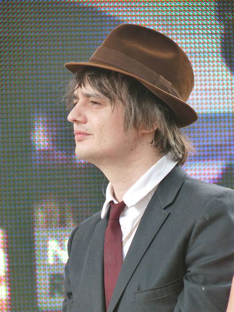 Pete Doherty Was Is A by Doherty Musiker