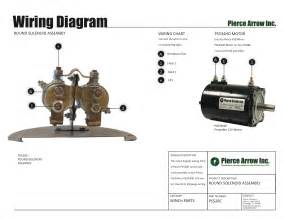 arrow winch diagrams