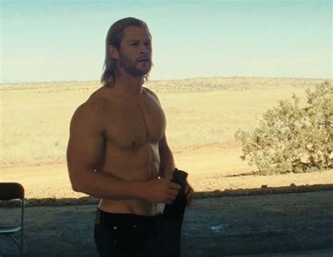film thor brad pitt the daily meat chris hemsworth thor