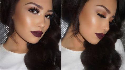 Makeup Morphe morphe 35o palette makeup tutorial