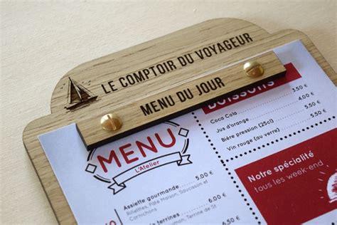 Le Comptoir Du Voyageur by Porte Menu Le Comptoir Du Voyageur
