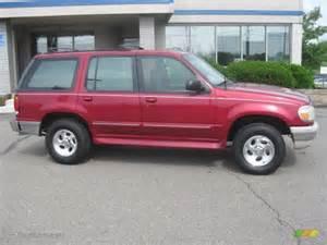 toreador metallic 1995 ford explorer xlt 4x4 exterior