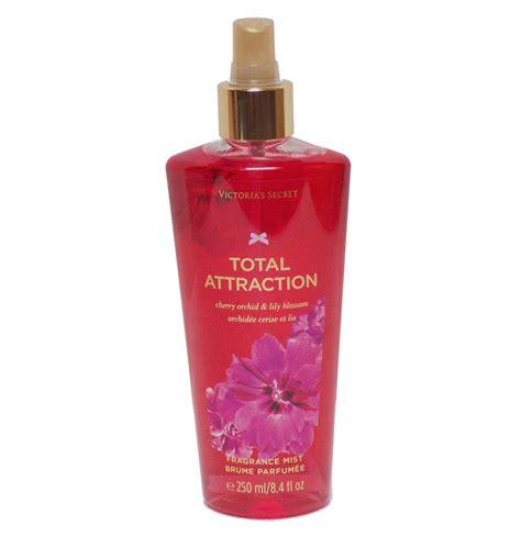 Victorias Secret Wash Total Attraction 250ml 180 s secret total attraction mist 250 ml