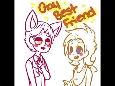 www chica gey mangle and chica my gay best friend youtube