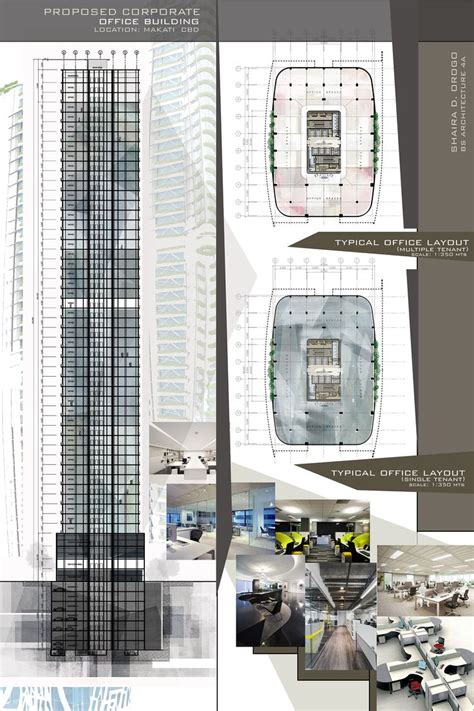 layout builder download design 8 proposed corporate office building high rise