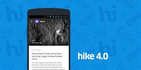 new themes in hike hike rolls out its biggest update ever comes with new
