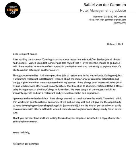 Cv Sjabloon Engels sollicitatiebrief per mail voorbeeld cv maken 2018