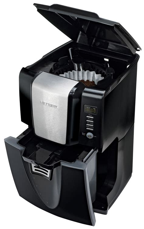 Amazon.com: Mr. Coffee BVMC ZH1B Power Serve 12 Cup Coffeemaker, Black: Drip Coffeemakers