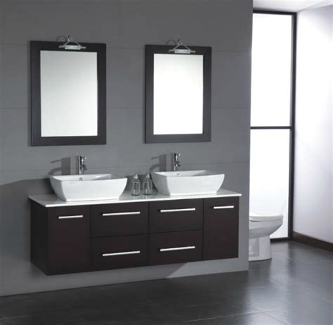 Modern Vanity Design by The Right Iron Bathroom Vanity Base For Your Space