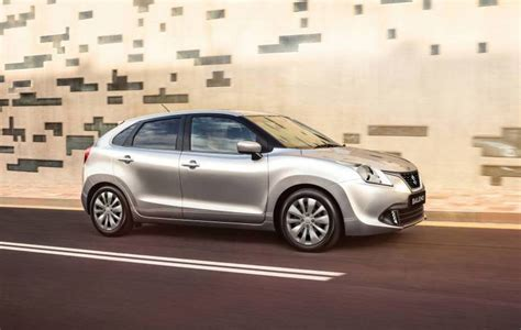 Suzuki Baleno Gl 2016 Suzuki Baleno On Sale In Australia New Turbo Option