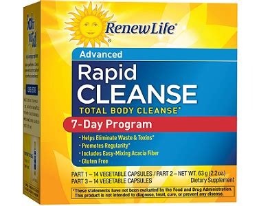 New Does Clean Slate Detox Work by Renew Rapid Cleanse Review 187 Does It Work 187 Get The