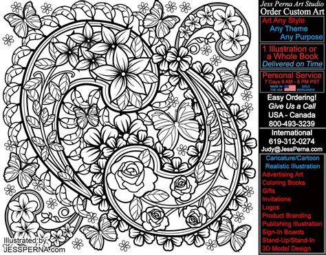 Coloring Book Illustrator Hire An American Artist