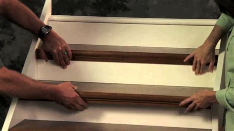 how to renovate nustair the diy staircase remodel system youtube