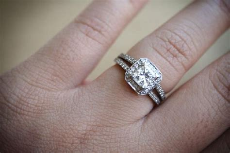 best engagement and wedding rings for fingers