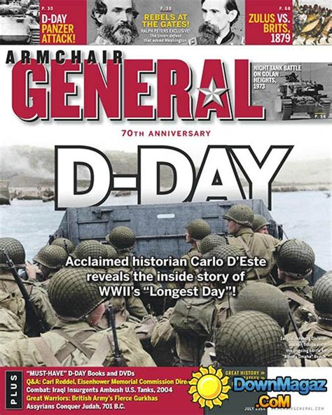 armchair general magazine armchair general june 2014 187 download pdf magazines