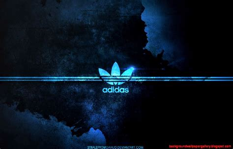 adidas wallpaper hd 2015 adidas logo wallpapers hd blue background wallpaper gallery